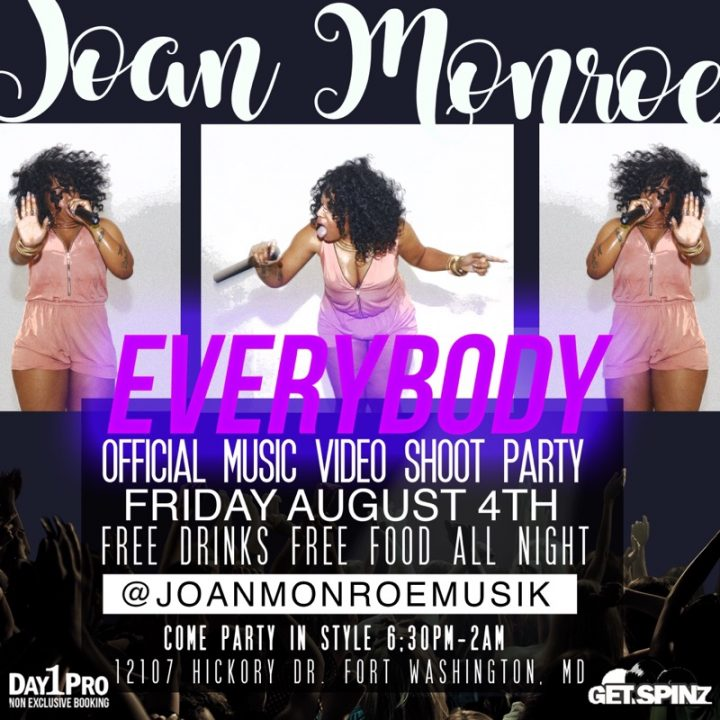 Joan Monroe – Everybody