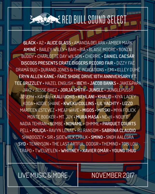 Red Bull Sound Select Presents: 30 Days in Chicago