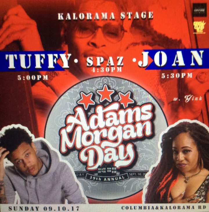 Adams Morgan Day – Kalorama Stage