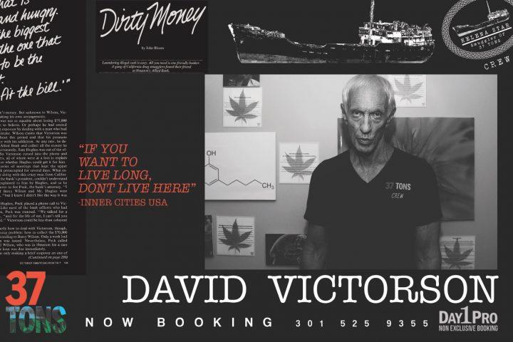 Speaker David Victorson