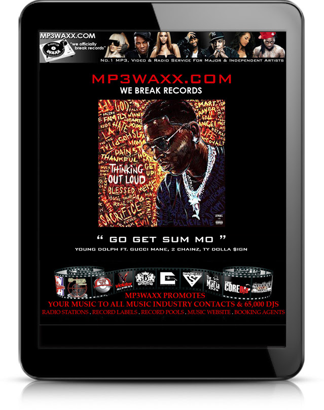 Young Dolph, Gucci Mane, 2 Chainz & Ty Dolla $ign – Go Get Sum Mo