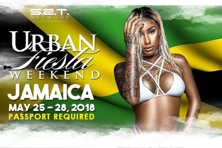 WHOA!! JAMAICA host URBAN FIESTA 2018