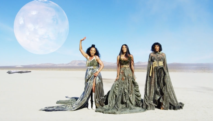"EN VOGUE RELEASES OFFICIAL VIDEO FOR ""ROCKET"""