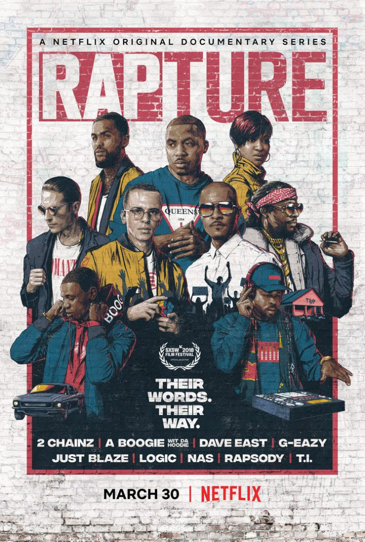 NETFLIX ORIGINAL DOCUMENTARY SERIES – RAPTURE RELEASES G-EAZY TRAILER