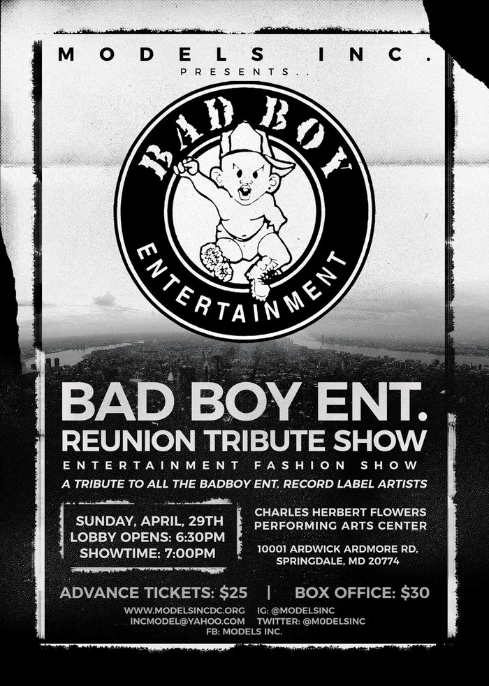 BadBoy Ent. Reunion Tribute Show