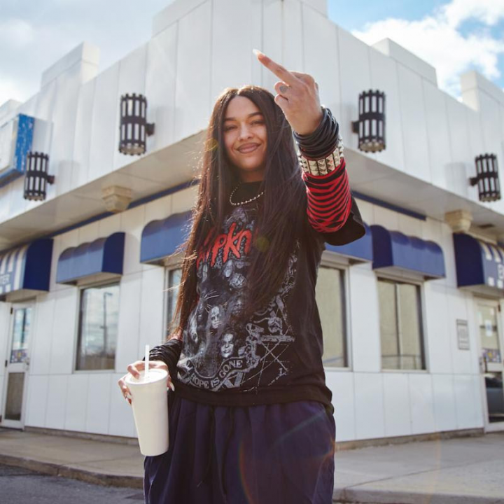 Princess Nokia Announces New Mixtape 'A Girl Cried Red' Out This Friday