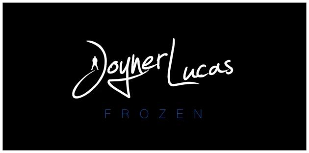 """Joyner Lucas Releases Powerful New Single + Video – """"Frozen"""""""