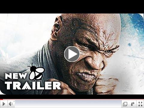 Mike Tyson and Steven Seagal star in China Salesman