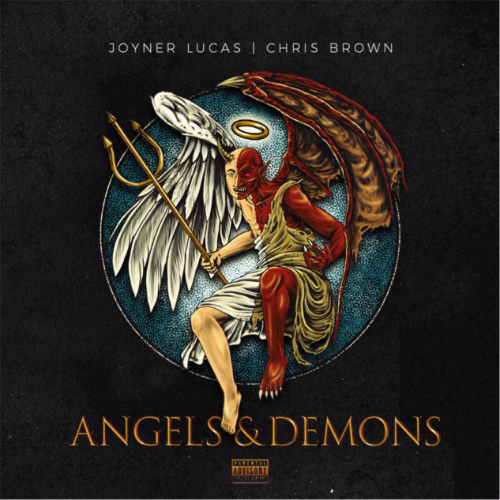 "JOYNER LUCAS AND CHRIS BROWN RELEASE ""I DON'T DIE"""