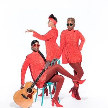 """THE SHINDELLAS RELEASES DEBUT SINGLE """"RECONSIDER"""""""