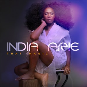 "INDIA.ARIE RELEASES NEW SINGLE ""THAT MAGIC"""