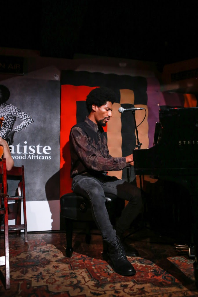 JON BATISTE HOSTS HOLLYWOOD AFRICANS ALBUM RELEASE PARTY