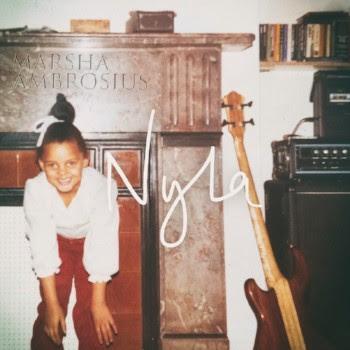 "NEW MUSIC: MARSHA AMBROSIUS RELEASES NEW ALBUM ""NYLA"" TODAY!"