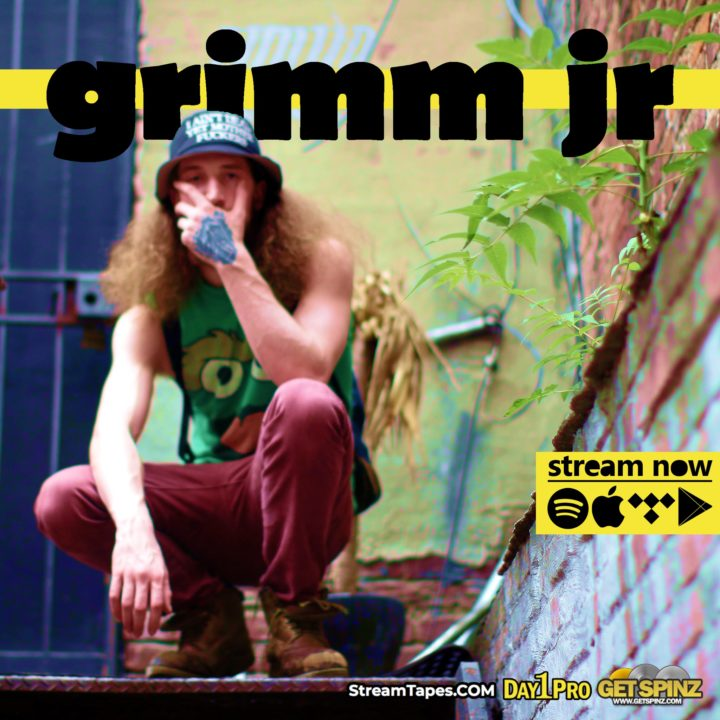 Feature artist Grimm Jr.