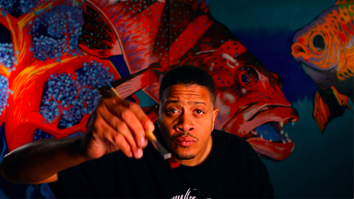 "Jurassic 5's Chali 2na Announces ""Against The Current"" Art Tour; Kick Off Event & EP Launch Set For Oct 19 in Los Angeles"