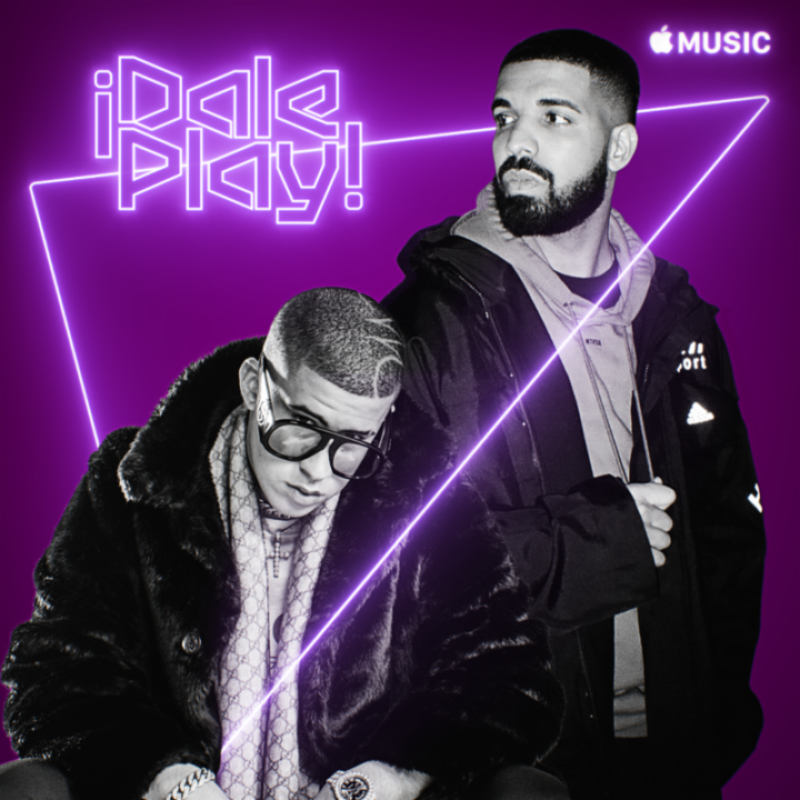 Apple Music Launches ¡Dale Play! with Bad Bunny featuring Drake