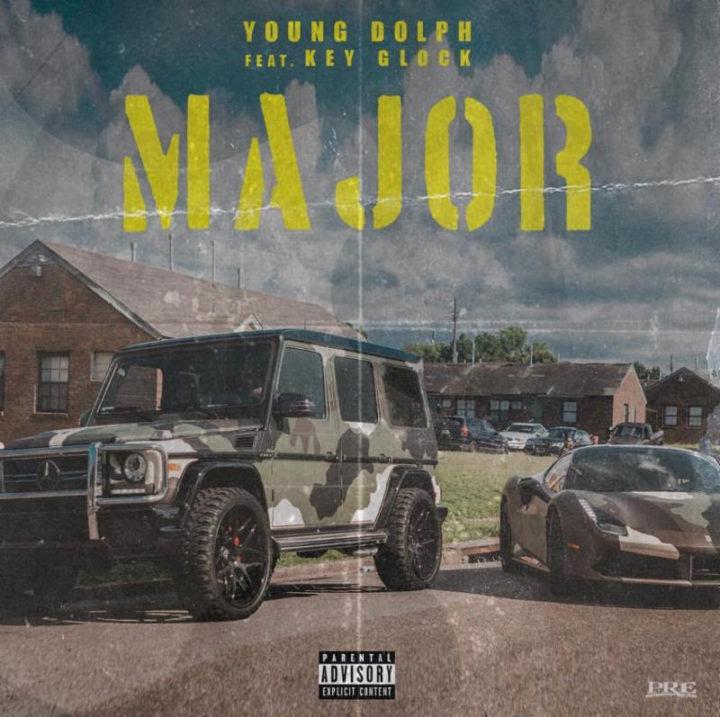 YOUNG DOLPH – Major f/ Key Glock New Single!