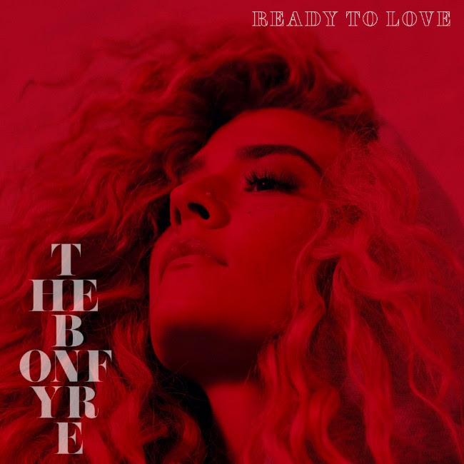 L.A. REID'S NEW ARTIST THE BONFYRE'S DROPS DEBUT EP READY TO LOVE