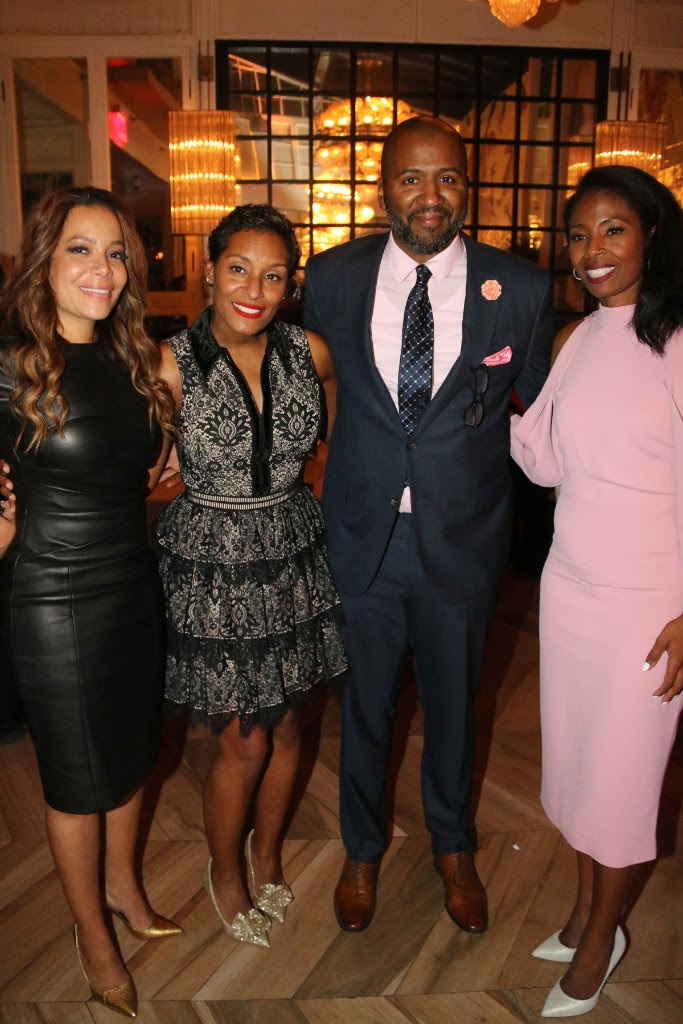 Director/Producer Malcolm Lee and Nike Executive Dawn Baxter Honored At Kicked It In Heels Benefit