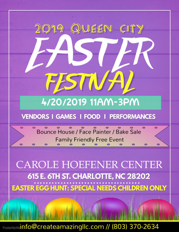 2019 Queen City Easter Festival