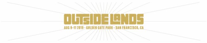 Outside Lands Announces 2019 Lineup