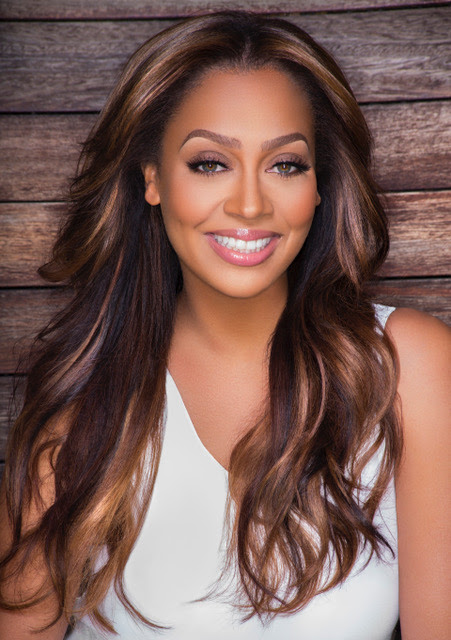 "LA LA ANTHONY To Star In Netflix Original Film ""Holiday Rush"""