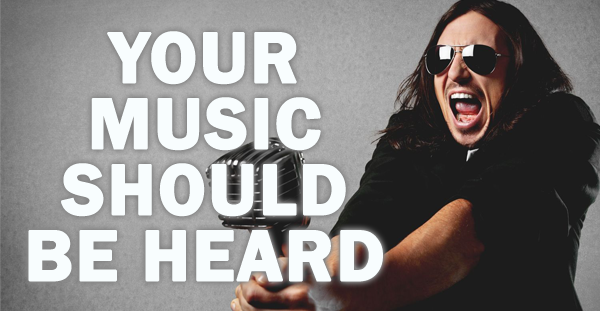 Your Music Deserves To Be Heard – Reach More Listeners Today!
