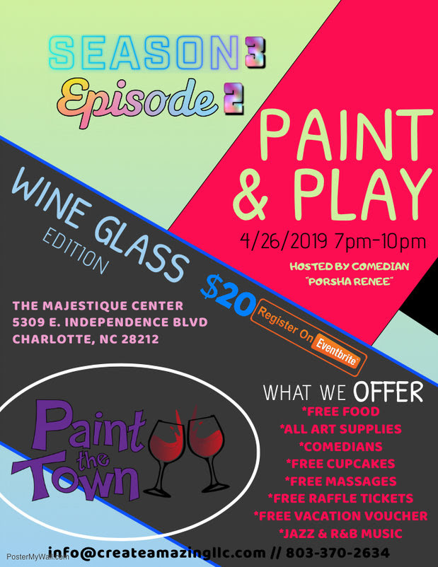 Paint & Play (Wine Glass Edition)