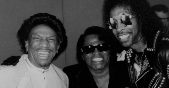 "Bootsy Collins Celebrates James Brown's Birthday (May 3) with New Remix / Video ""JB-Still the Man"""