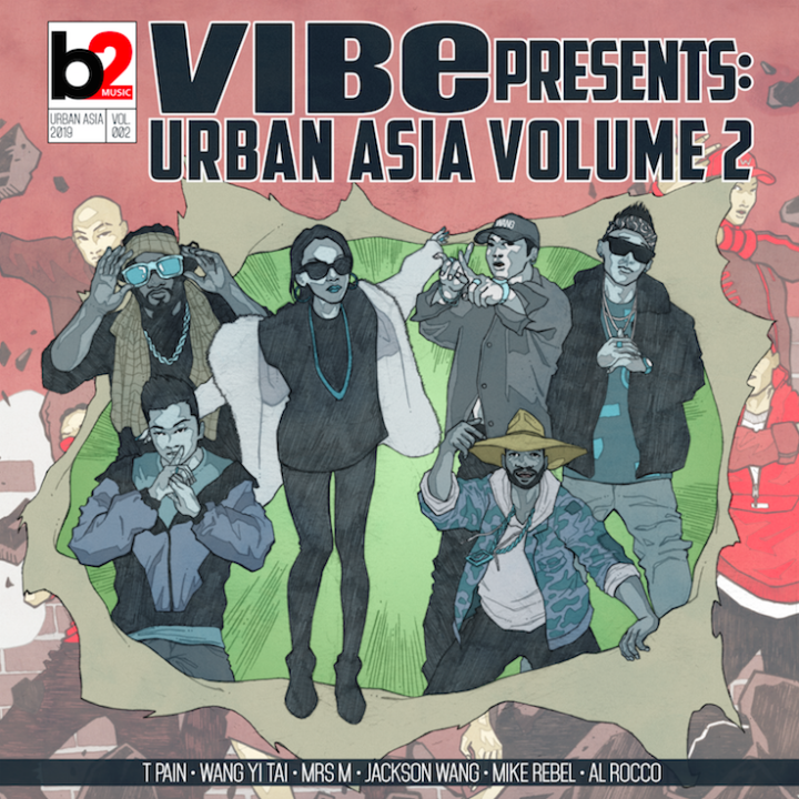 Urban Asia Volume 2Out Now With b2 Music