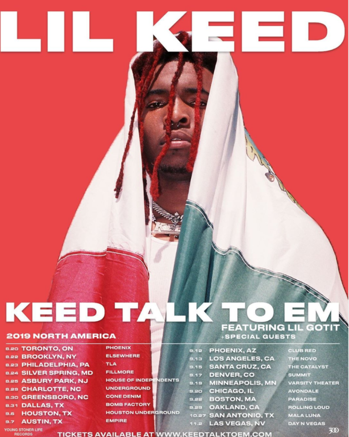 """LIL KEED TAPS COLE BENNET FOR """"HBS"""" VIDEO + NEW TOUR DATES"""