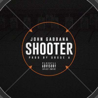 """JOHN GABBANA RELEASES NEW TRACK, """"SHOOTER"""" OFF OF UPCOMING EP """"THE BOOK OF JOHN"""""""