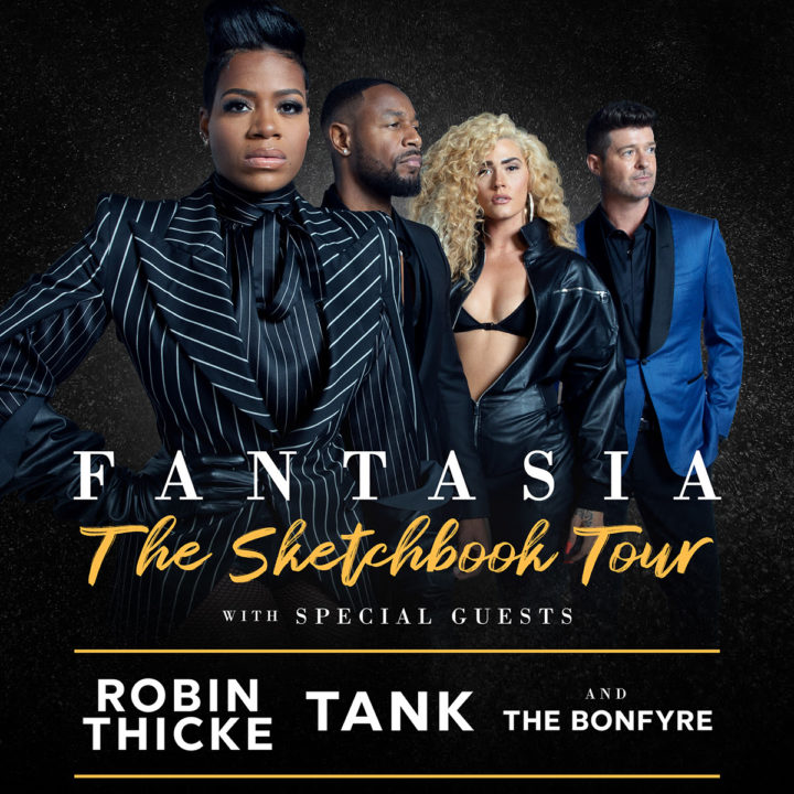 """FANTASIA Announces Headlining Nationwide North American Tour and New Single featuring T-Pain """"PTSD"""""""