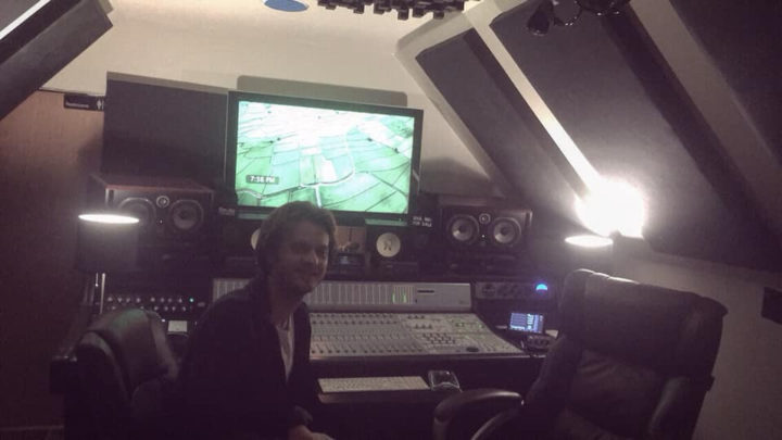 Mix for Hollywood Records at major Maine Recording Studio