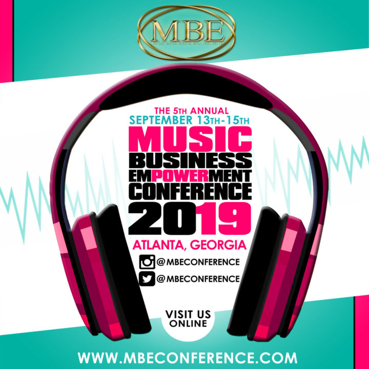 MBE Conference Sept 13th-15th Atlantic Records, Interscope, RCA, Warner, Radio One, Google and More