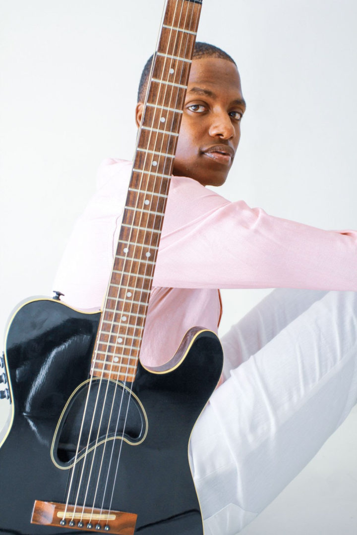YOUNG INDIANAPOLIS TALENTED SINGER/GUITARIST'S STAR IS ON THE RISE