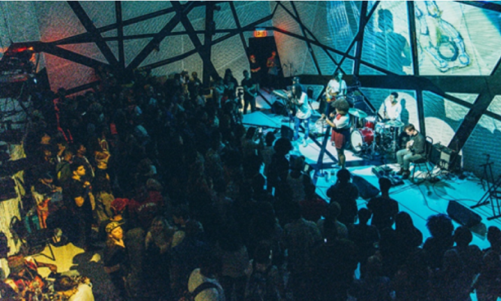 THE RESONATOR FESTIVALRETURNS TO BROOKLYN FOR THIRD YEAR IN A ROW!