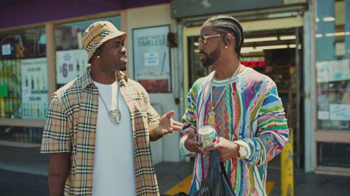 """WATCH BIG SEAN & A$AP FERG SOAR IN ELECTRIC NEW MUSIC VIDEO """"BEZERK"""""""