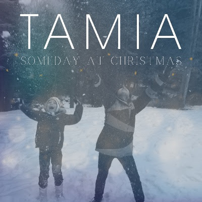 "NEW MUSIC: TAMIA RELEASES THE CLASSIC ""SOMEDAY AT CHRISTMAS"