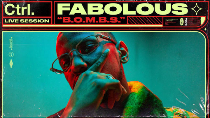 Vevo presents Fabolous live performance of B.O.M.B.S.