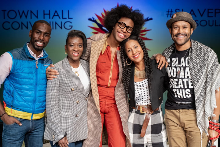 NATIONAL BLACK THEATER HOSTS SPECIAL TOWN HALL CONVENING ON BROADWAY'S SLAVE PLAY