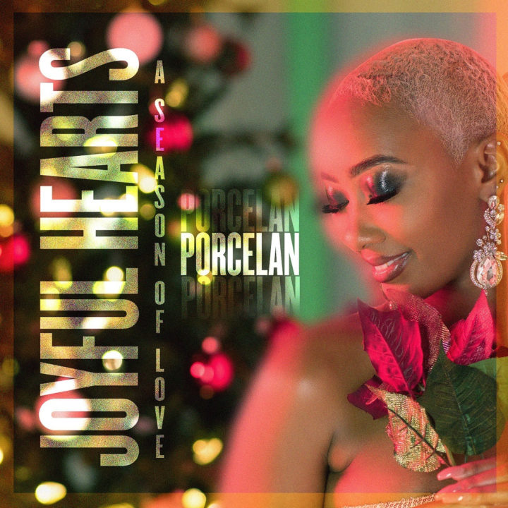 "(MUSIC VIDEO LINK) Billboard Magazine Chart-topping Recording Artist PORCELAN Releases The Visuals For Her Holiday Single, ""MY GIFT IS YOU"""