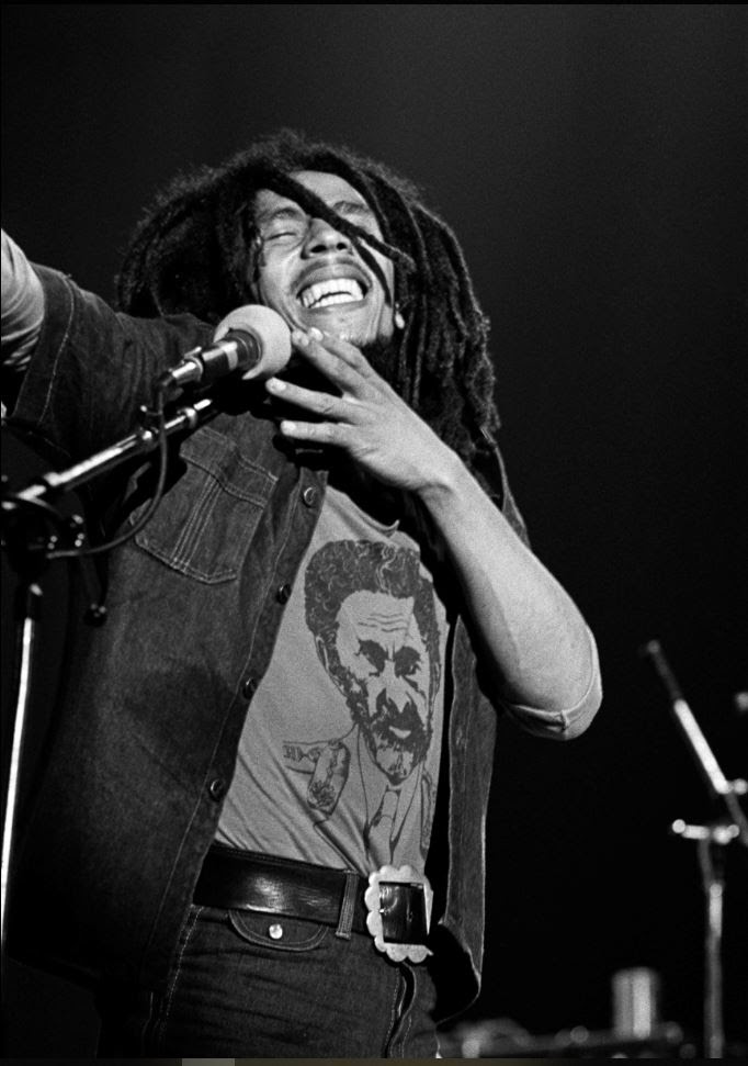 BOB MARLEY'S 75TH BIRTHDAY CELEBRATION KICKS OFF 'ONE LOVE HOTEL' GRAMMY WEEK