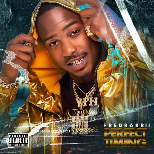 FREDRARRII DEBUT EP FT. DABABY, MONEYBAGG YO + MORE OUT NOW!