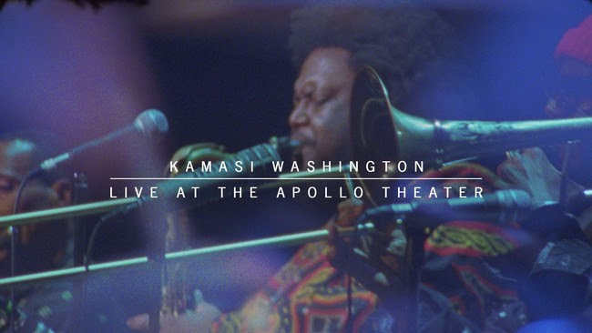 Kamasi Washington to debut new film, Kamasi Washington Live at The Apollo Theater, Thursday in partnership with Amazon Music