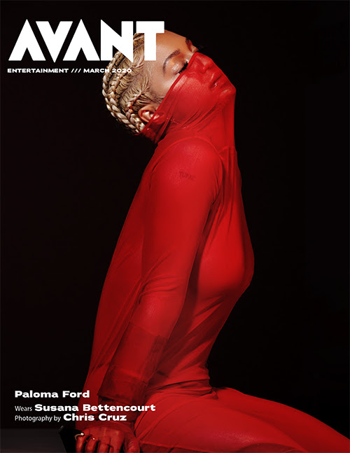 PALOMA FORD GRACES THE COVER OF AVANT MAGAZINE
