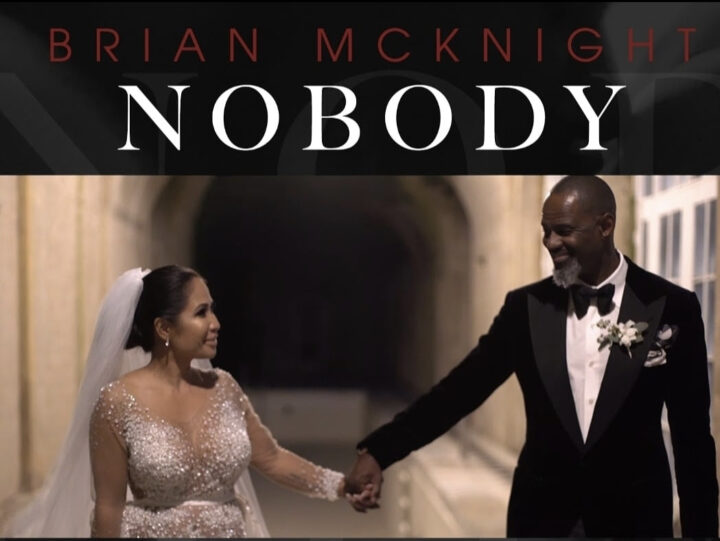 "Multi-Award Winning Singer-Songwriter, BRIAN MCKNIGHT Scores His 18th Top 10 Billboard R&B Radio Single With ""NOBODY"""