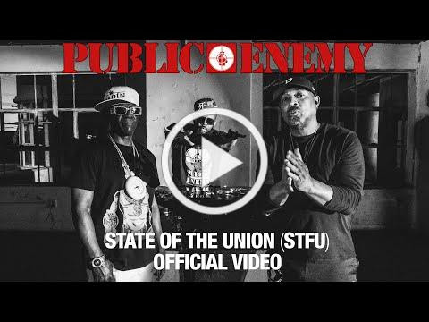 "PUBLIC ENEMY Team Up with Beastie Boys' Ad Rock & Mike D and Run DMC for ""Public Enemy Number Won"" — Watch Now!"