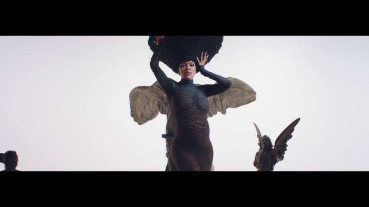 """TEYANA TAYLOR TAPS LIVING LEGEND ELTON JOHN FOR STUNNING NEW SELF-DIRECTED VIDEO """"LOSE EACH OTHER"""" FROM HER CRITICALLY ACCLAIMED 'THE ALBUM'"""