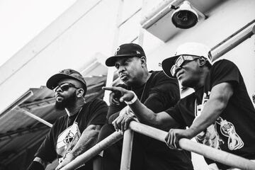 """Public Enemy Release Official Video for """"GRID"""" ft Cypress Hill and George Clinton"""